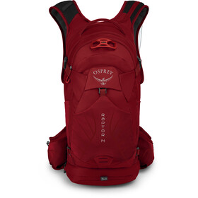 Osprey Raptor 14 Sac à dos d'hydratation Homme, wildfire red